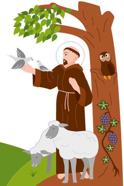 Bild von St. Franziskus